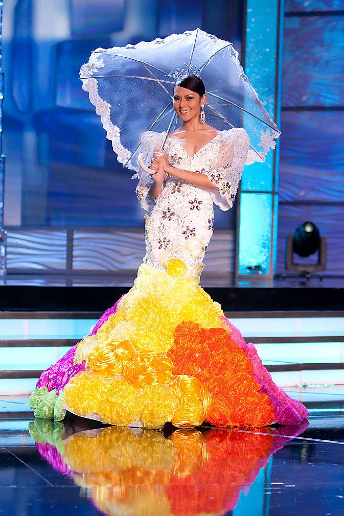 Traje Típico de Miss Filipinas