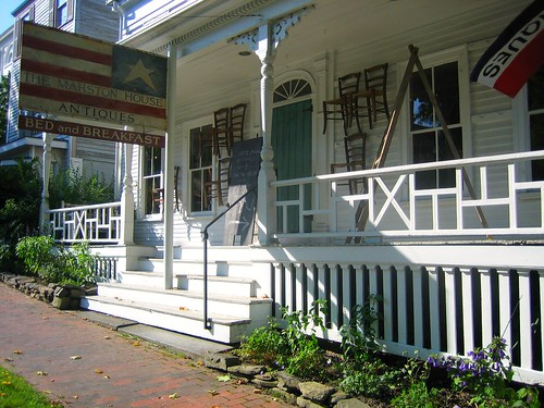 The Marston House: Wiscasset, Maine