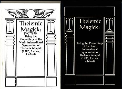 Thelemic Magick by Rudi Daugsch.