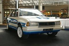Peugeot 305 Rallye V6 (maquette - 1981) (Cédric JANODET) Tags: auto classic cars car classiccar lion voiture musée collection oldies peugeot classiccars franchecomté rallye v6 maquette 305 aventure sochaux muséepeugeot lionpeugeot aventurepeugeot