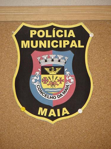 Polícia Municipal Maia