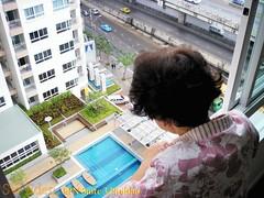 สระน้ำ ลุมพินี สวีท ปิ่นเกล้า LPN Sweet Pinklao