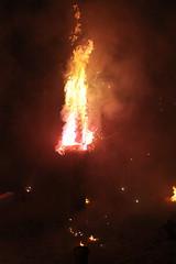 The (balsa) Man burns (susanhobbs) Tags: sanfrancisco bakerbeach september2009 balsaman