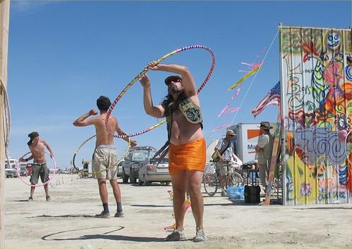 big hoop