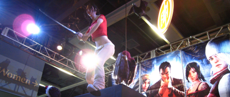 The Secret World Booth