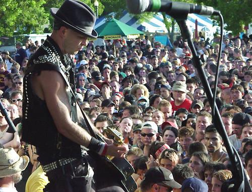Rancid - Warped Tour 2003