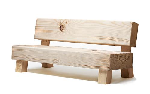 """""""Soft Wood Sofa"""" von Front für Moroso"""