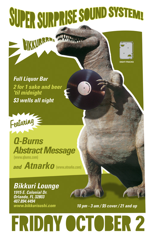Bikkuri Lounge - Friday, October 2 - Orlando, FL