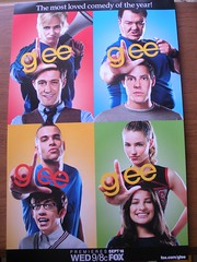 Glee Poster from FYE