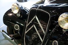 Citroën 11B, Toyota Automobile Museum, Nagoya