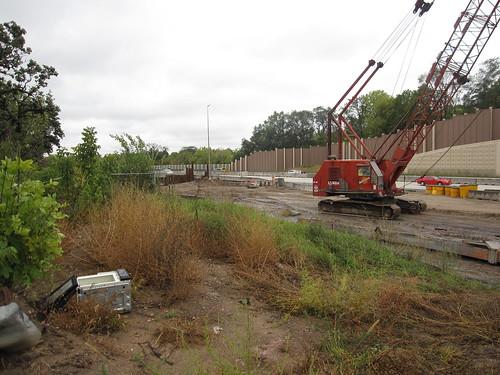 35W Construction at E Minnehaha Parkway