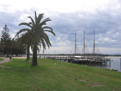 Port Macquarie Wharf (canberra_roads) Tags: portmacquarie northcoast hastingsriver