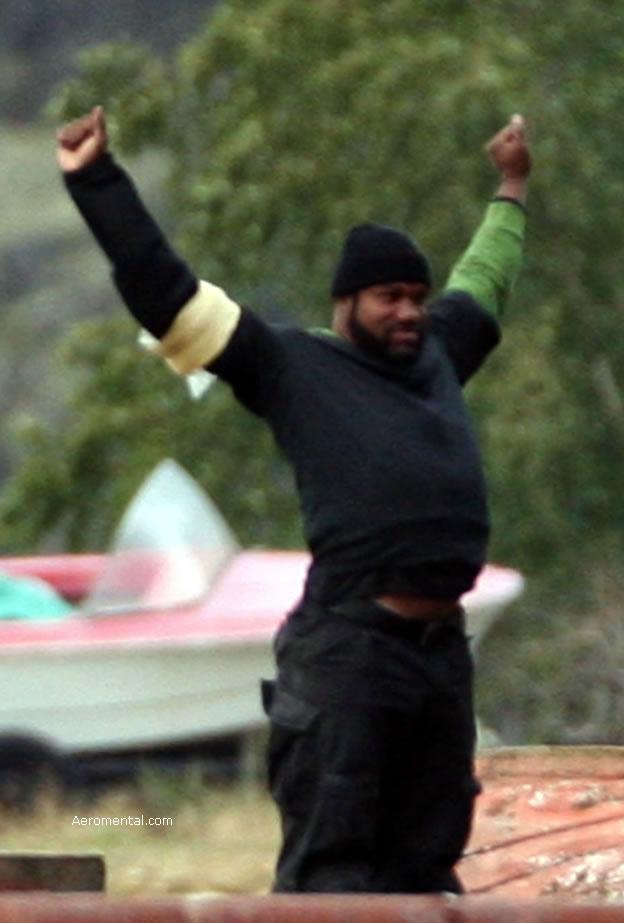 película Los Magníficos Quinton Jackson 7