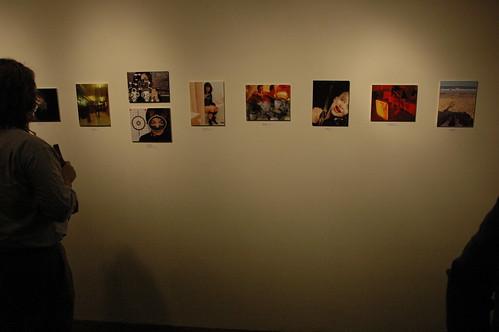 Acting 201 Art Show
