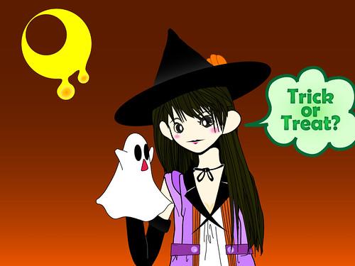 Halloween ハロウィン イラスト