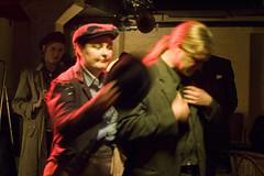 Sjfr & Dominique (_Xin) Tags: oslo musical larp impro kaizers laiv musikal laivfabrikken larpfactory marcelloskjeller