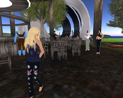 InWorldz - No one talked :(