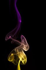 smoke (SICOdent) Tags: macro reflection speed nikon colours smoke flash metz d90 strobist mywinners
