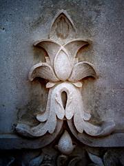 Decorative stone carving design on the Shrine of the Bb (+---:: :: :: Paul Aziz :: :: ::---+) Tags: love peace unity faith ali mansion bahai nuri allah baha mirza     al     bahaullah     aqdas     bahullh      husayan     usayn       kitb bahasmo   bahailik     buildinggorgeousnicebahailikbahasmo          mrz nr    kitbi