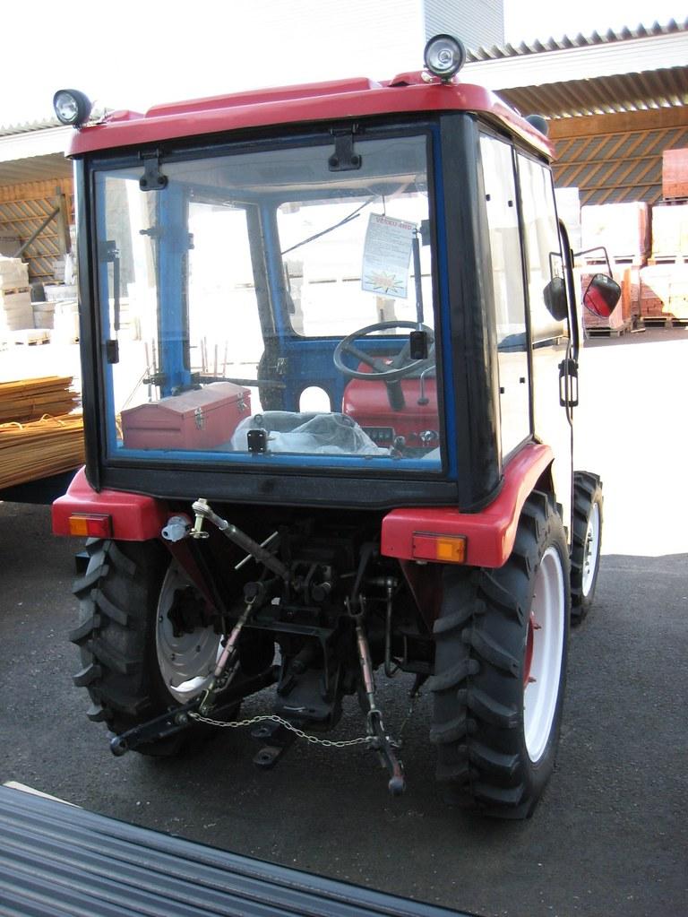 Kiinalaiset Traktorit