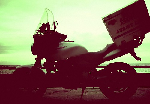 バイク便 伊東市 2011-06-17 009