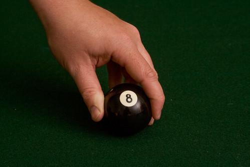 Stealing the 8ball
