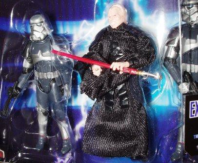 SW Force Unleashed set Emperor b by you.