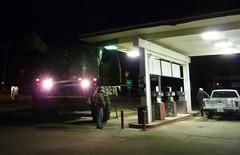 combine gaspump johndeere gaspumps fueling lowceiling