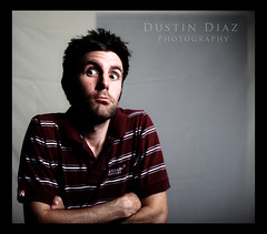 Day Sixteen (Dustin Diaz) Tags: lighting portrait selfportrait 50mm nikon framed sp 365 nikkor friday featured project365 dustindiaz 50mmf14g strobist dustindiazcom d700 genesis200