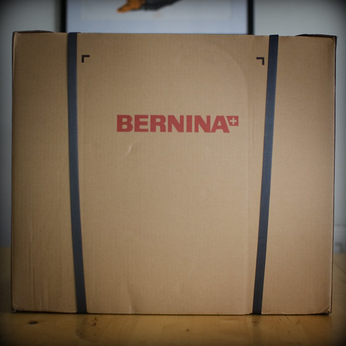 My Brand New Bernina!