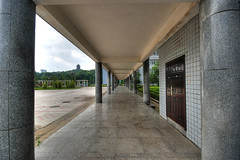 Zunyi Normal College ( (5ERG10) Tags: china school college sergio photoshop campus nikon library handheld  teachers guizhou chin hdr highdynamicrange cina  3xp photomatix  zunyi d80 nikkor18135mm amiti    5erg10 sergioamiti
