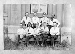 Yanceyville Baseball Team (1890s)