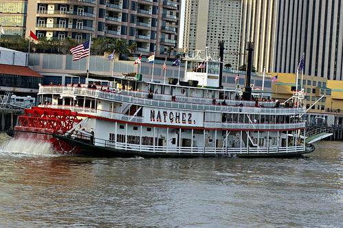 Tour Boat Natchez