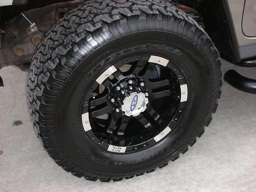 Hummer Upgrades - Wheel