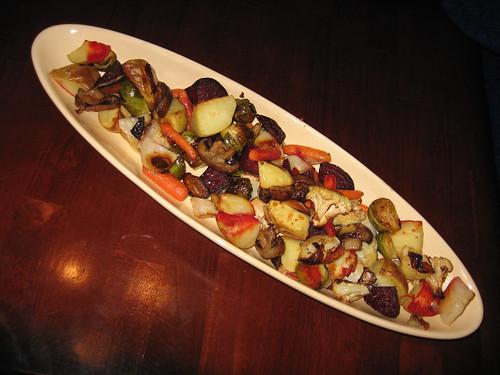 2009 01 24 roast veggies