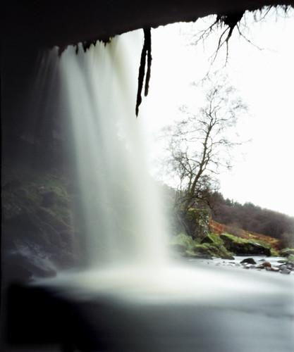 Upper Biglees waterfall pinhole 30Jan09