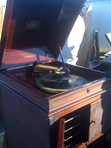 Working Victrola