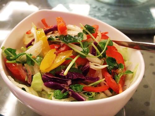 和風蔬菜盤