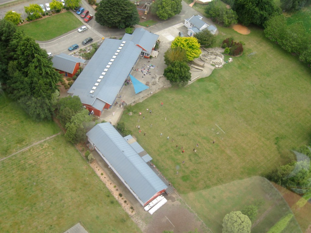 Appleby from above