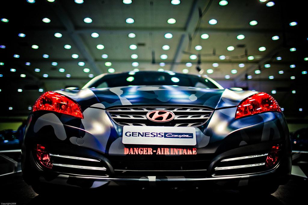 Genesis Coupe Redux