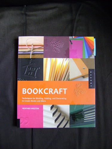 Bookcraft by Heather Weston