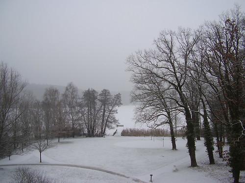 Lehnitzsee, 03.01.2009
