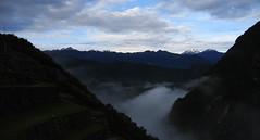 Machu Picchu Mountain Panorama #2