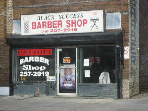 Black Success Barber Shop