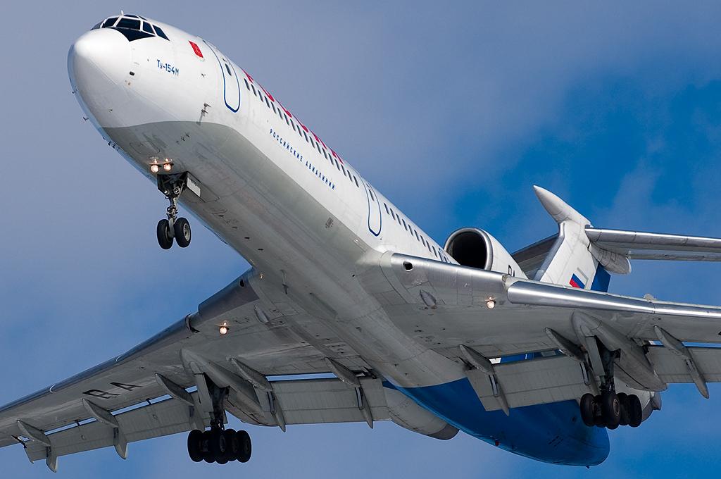 Rossiya Airlines RA-85779 Tupolev Tu-154M