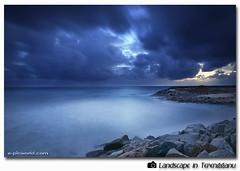 The rain is coming again (NeeZhom Photomalaya) Tags: longexposure wallpaper beach nature sunrise landscape dawn malaysia terengganu blueribbonwinner platinumheartaward theperfectphotographer goldstaraward thegreatshooter dragondaggeraward