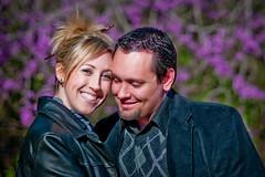 Jenny & Jonathan (JeffCamPhoto) Tags: morning sky austin outside engagement spring texas jonathan jenny townlake newman petite redbudisle iloveyoursmile jeffcam jeffcampbellphotography httpjeffcampbellorg httpwwwjeffcamphotocom