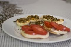 Sardinian Boiled Eggs