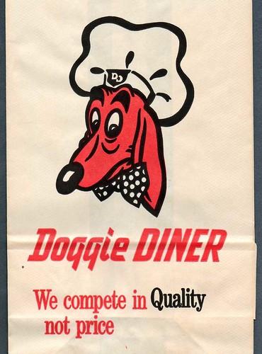 Doggie Diner sack