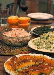 |077| Nowruz Dinner